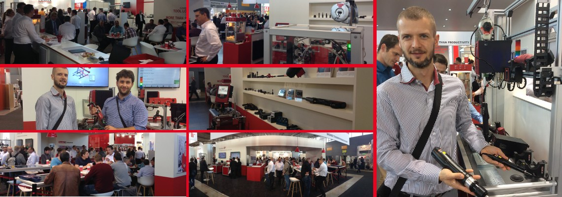 The 34th MOTEK Show in Stuttgart was a great success!