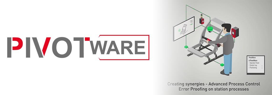 PivotWare firmy Desoutter