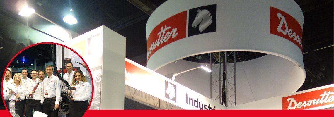 Novinky a události ve společnosti Desoutter Industrial Tools