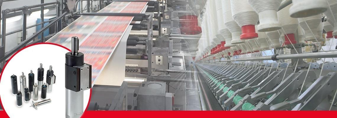 Společnost Desoutter Industrial Tools vyvinula kompletní řadu nerevezních pneumatických motorů se závitovou hřídelí. Kontaktujte nás pro podrobné informace nebo si řekněte o předvedení!