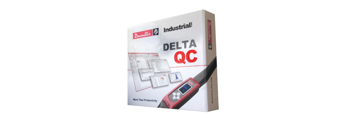 Delta QC advanced software package<br/>