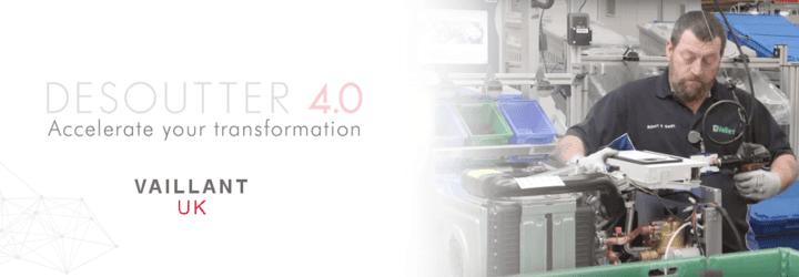 Společnost Vaillant UK urychluje svou transformaci na Průmysl 4.0