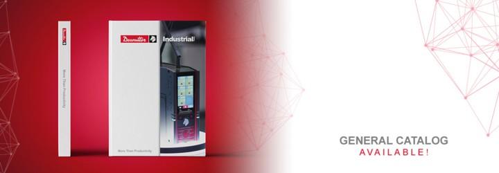 Nový souhrnný katalog Desoutter s nářadím a řešením připraveným na Průmysl 4.0.