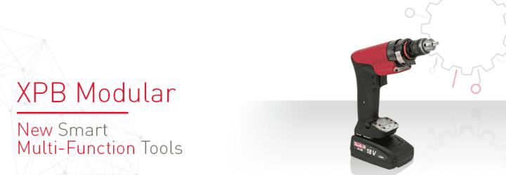 Nové chytré multifunkční nářadí: XPB